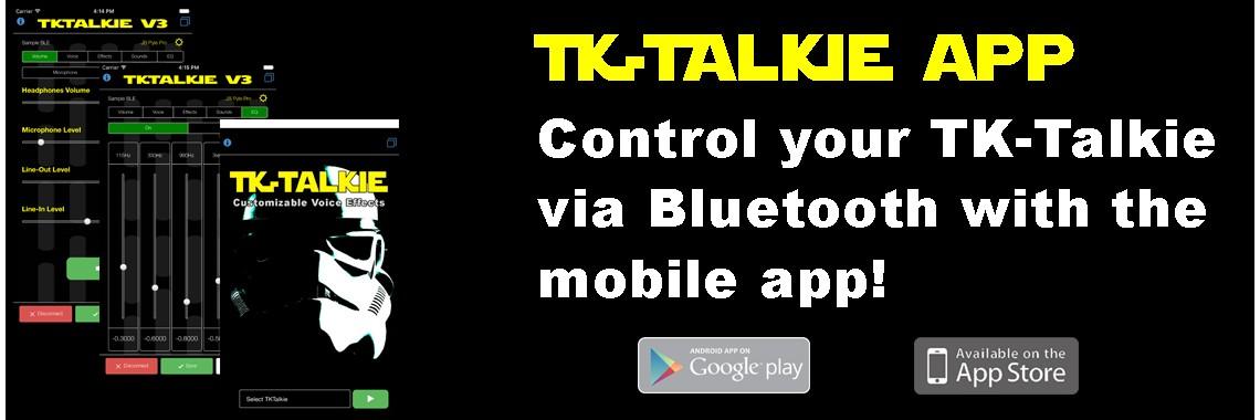 TKTalkie App